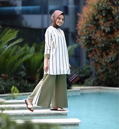 Hijab Casual, Hijab Outfit, Hijab Style Dress, Hijab Chic, Modern Hijab Fashion, Street Hijab Fashion, Modesty Fashion, Abaya Fashion, Muslim Fashion