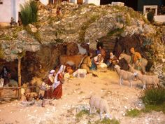 Christmas Villages, Christmas Nativity, A Christmas Story, Christmas Ideas, Xmas, Church Activities, Putz Houses, Farmhouse Style, Special Events
