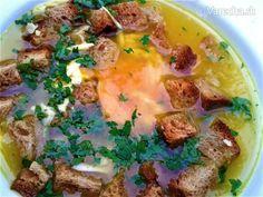 Cesnačka z Uherského Brodu (fotorecept) - Recept Mashed Potatoes, Ethnic Recipes, Food, Whipped Potatoes, Smash Potatoes, Essen, Meals, Yemek, Eten