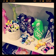 Paloni NYC pop-up shop is open! At Ivana Helsinki Soho store.@Outi Les Pyy OutsaPop Trashion