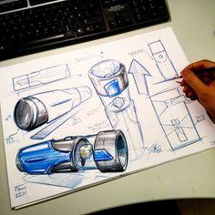 My sketchbook (sketch pile) 2015 - part 3 on behance design Cool Sketches, Drawing Sketches, Drawings, Sketching, Sketch Design, Design Art, Logo Design, Volume Art, Ecole Design