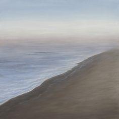 "Saatchi Online Artist Tricia Beck Strickfaden; Painting, ""Morning Mist"" #art Fine art prints starting at $114."