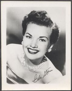 Gale Storm-'My Little Margie'-- show from the fifties--This is where I got my name