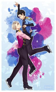 I SHIP IT SO HARD| Yuri!!! on Ice