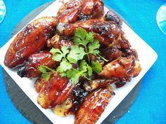 Sweet and Spicy Wings #4