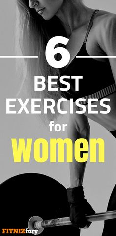 6 Exercises every Woman should do 6 Exercises every Woman should do fitnizfury gmail fitnizfury Fitnizfury 6 Best exercises for women compoundexercises leanmuscle musclegainwomen strengthtraining resistancetraining bodybuilding nbsp hellip Ace Fitness, Fitness Tips, Health Fitness, Fitness Exercises, Physical Fitness, Fitness Memes, Ab Exercises, Yoga Fitness, Weight Loss For Women