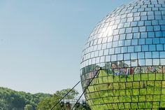 Who's ready to dance with our world record breaking Disco Ball?! Our brand new dance destination will host @djsaracox presents Just Cant Get Enough 80s Clint Boon's Big Boonarmy Bash Bez's Indie Disco to Hacienda House plus daily Kids' Discos & Teen Parties! Now where did we leave our dancing shoes... #CampBestival