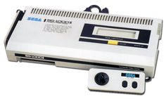 Sega SG-1000 MKII