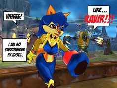 You need to play Sly 3: Honor Among Thieves to understand this Sly Cooper Joke - media.photobucket.com.