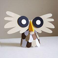Owl Puppet - GoodHousekeeping.com