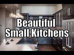 50 Beautiful Small K Small Gallery Kitchen, Small Condo Kitchen, Very Small Kitchen Design, Small Kitchen Renovations, Galley Kitchen Design, Diy Kitchen Remodel, Modern Kitchen Design, Kitchen Layout, Interior Design Kitchen