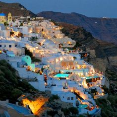 Santorini, Greece ~  Love travel? Visit www.inspire2travel.com and find out how you can join our exclusive travel club and travel for less worldwide and as an added bonus earn a substantial income too!