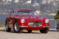 1956 Maserati A6G/2000 Zagato. Excuse me while I drool...