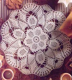 Kira scheme crochet: Scheme crochet no. 1241