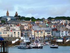St Peter Port, Guernsey - The Channel Islands, 2013 - A camera could never capture its beauty.