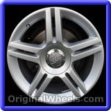 Audi A4 2007 Wheels & Rims Hollander #58788 #Audi #A4 #AudiA4 #2007 #Wheels #Rims #Stock #Factory #Original #OEM #OE #Steel #Alloy #Used