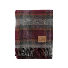 From picnics to road trips and everywhere in between, this dashing wool blanket with keep you cozy and warm, it even includes a chic tobacco leather carrying strap for ease in your adventures.  Find the Country Tartan Blanket, as seen in the The Ivies Collection at http://dotandbo.com/collections/the-ivies?utm_source=pinterest&utm_medium=organic&db_sku=100501
