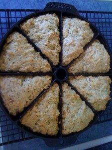 weight watchers oatmeal scones recipe