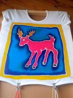 Batik t-shirts fille 4 ans