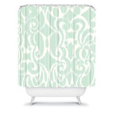 Eloise Shower Curtain, $70, now featured on Fab.