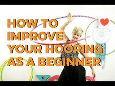 5 Hoop Moves for Total Beginners - Learn How to Hula Hoop | Hula Hoop Dance Videos and Tutorials | HOOPLOVERS.TV