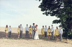 love these broken down poses for the bridal party (my sis-in-law's wedding!! by shelby leigh photography)