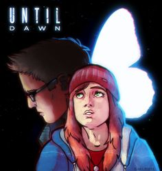 Until Dawn: Ashley and Chris by hummeri9 on DeviantArt