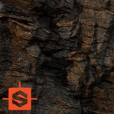 Game Textures, 3d Tutorial, Unreal Engine, 3d Max, Texture Painting, Zbrush, Cliff, Sculpting, Concept Art