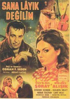 1965/Sana Layık Değilim-Sadri Alışık&Türkan Şoray