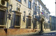 Palazzo Bevilacqua- Costabili, Ferrara. Italy, photo1 - Property and (c) Copyrights of FEdetails.net