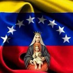 Virgen de Coromoto,  Venezuela