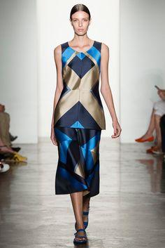 Ostwald Helgason Spring 2015 Ready-to-Wear -Style.com