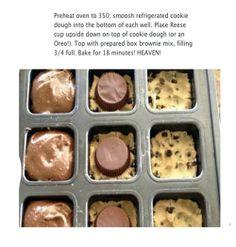 Mmmmmmmmmmmmmm…chocolate!