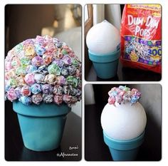 """Birthday idea!  Would be fun for a """"Candy Land"""" party!"""