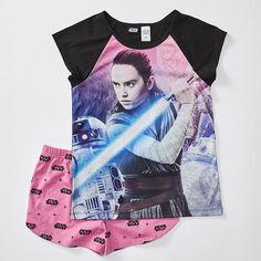 Star Wars Short Sleeve Pyjama Set