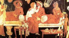 """Résultat de recherche d'images pour """"banquet grec"""""""