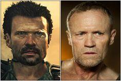 "Michael Rooker es Mike Harper en ""Call of Duty: Black Ops 2"""