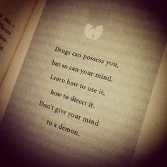 Wu-Tang wisdom
