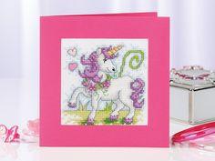 Magical unicorn | Free Chart | Cross Stitching