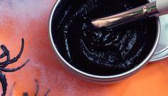 DIY : recette naturelle de maquillage d'Halloween!