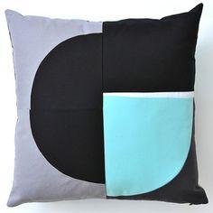 Ninja Monkey Pillow 18x18 by JaffWorks