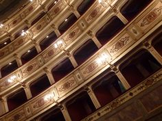 Theater in Fermo-Le Marche