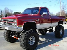 chevy would like better with out the lift