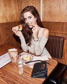 A cutout sweater adds an effortless look to all your weekend lunch dates.