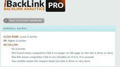 Hace un año aproximadamente, escribí un artículo con las mejores herramientas de backlinks del 2012, y dado que ha sido el segundo artículo con más visitas de mi blog y que ha superado las 1000 visitas, me he decidido en investigar cuáles son las mejores herramientas de backlinks del 2013. Si la comparamos con el año anterior, se han incluido algunas nuevas y muy interesantes herramientas de backlinks, tanto gratuitas como de pago.