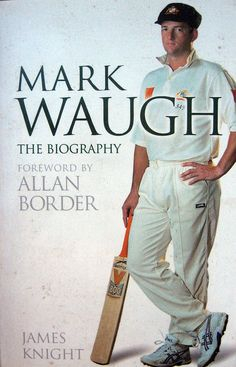 Mark Waugh—The Biography Shuttle Badminton, Badminton Court, Biography, Two By Two, Baseball Cards, Reading, Sports, Books, Livros