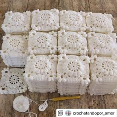 Discover thousands of images about Free crochet pattern casablanca crochet square – ArtofitNo pattern for this, but in studying the picture it seems easy to figure out. Looks like a double and treble crochet on those points of the grannies. Crochet Motifs, Granny Square Crochet Pattern, Crochet Blocks, Crochet Squares, Crochet Blanket Patterns, Baby Blanket Crochet, Crochet Doilies, Granny Squares, Crochet Flower