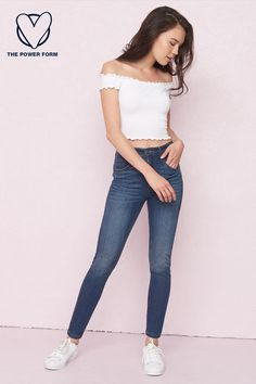 Power Form Ultra High Rise Jegging