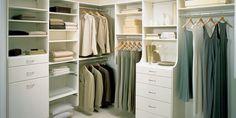 Walk-in Closet   California Closets