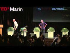 World class juggling | The Raspyni Brothers | TEDxMarin - YouTube